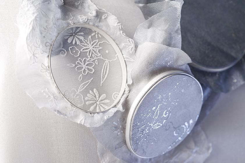 Kathryn Partington Ethereal Silk Neckpiece