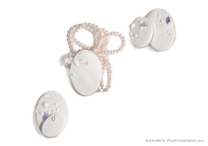 Queen of Diamonds Jewellery colllection © Kathryn Partington 2012