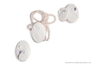 Queen of Diamonds Jewellery colllection © Kathryn Partington 2012