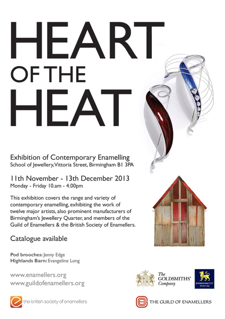 Enamel, Exhibition, School of Jewellery