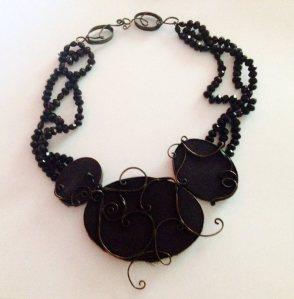 Necklace, Neckpiece, Victor