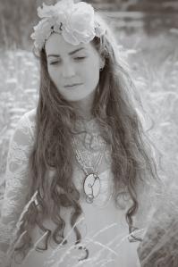 Victorian inspired, pearls, neckpiece, Milly Winter, Kathryn Partington, Gareth Partington