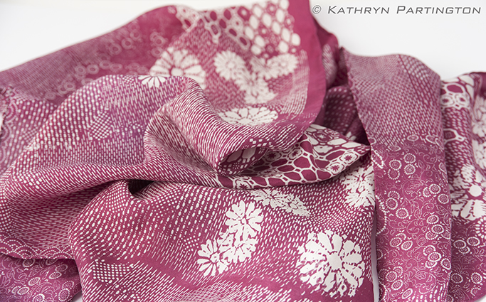 Berry Autumn Jewellery - Scarf